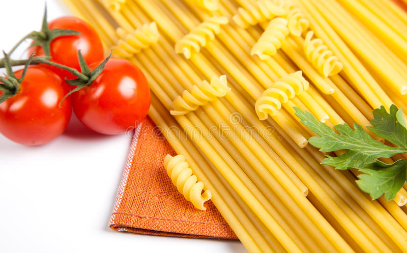Download Spaghetti stock photo. Image of culinary, traditional - 25484364