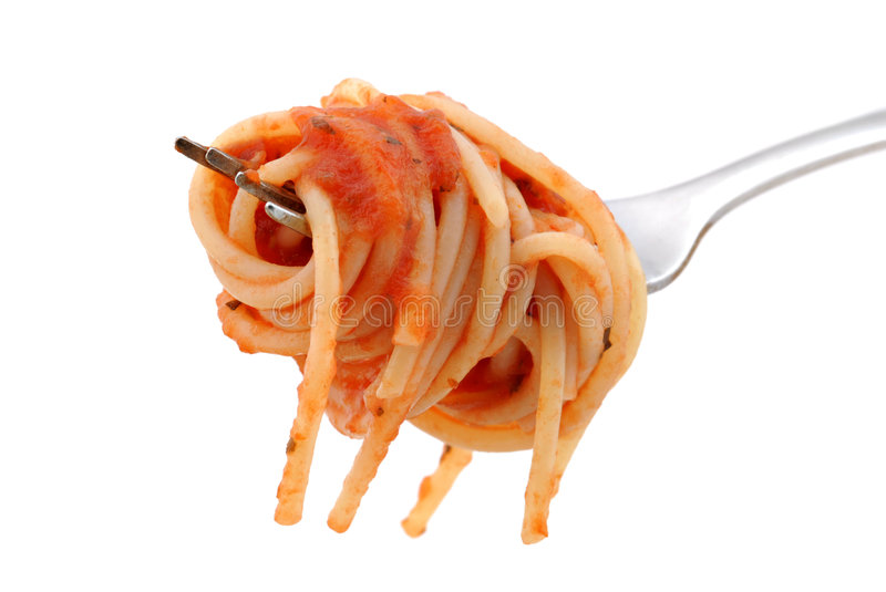 Spaghetti photos stock