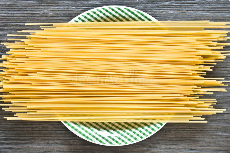 Download Spaghetti photo stock. Image du rustique, pâtes, restaurant - 45358694