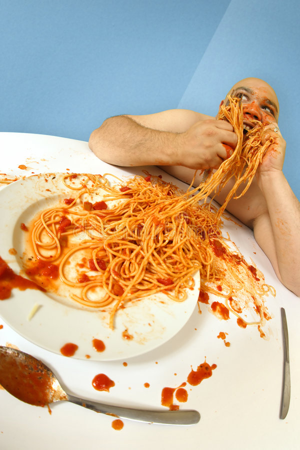 - spaghetti obrazy stock