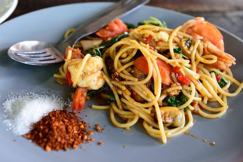 spaghetti obrazy stock