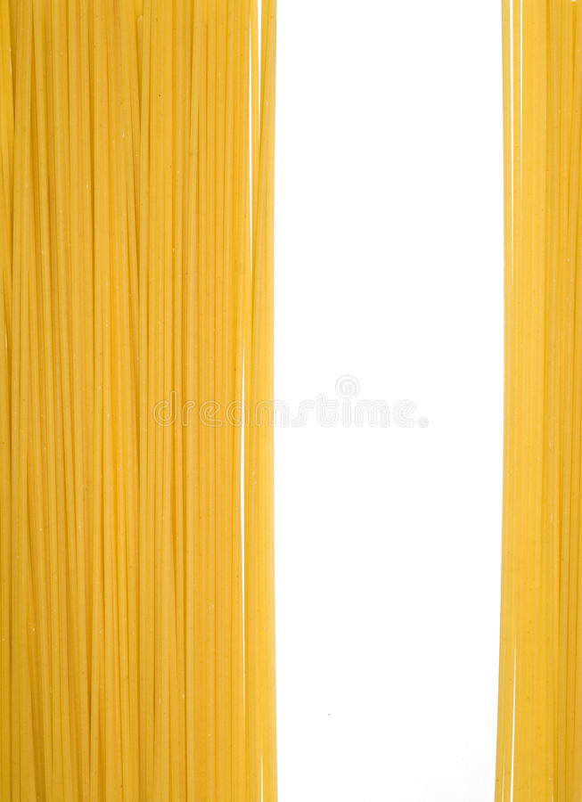 Spaghetti background with space for simply text royalty free stock images