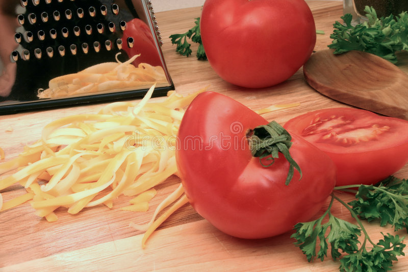 spaghetti serii obraz royalty free