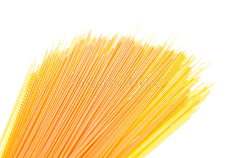 Download Spaghetti On White Stock Images - Image: 22779884