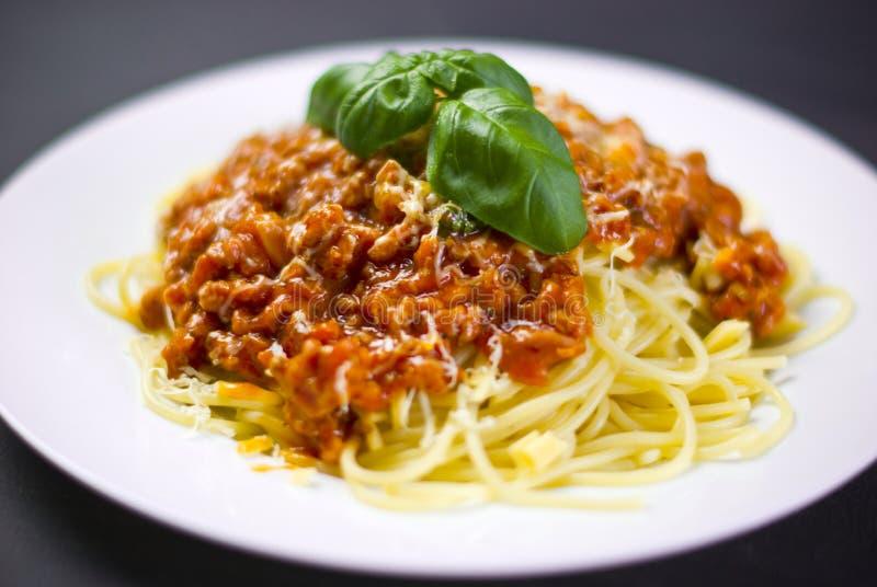 Spaghetti On White Plate Free Public Domain Cc0 Image