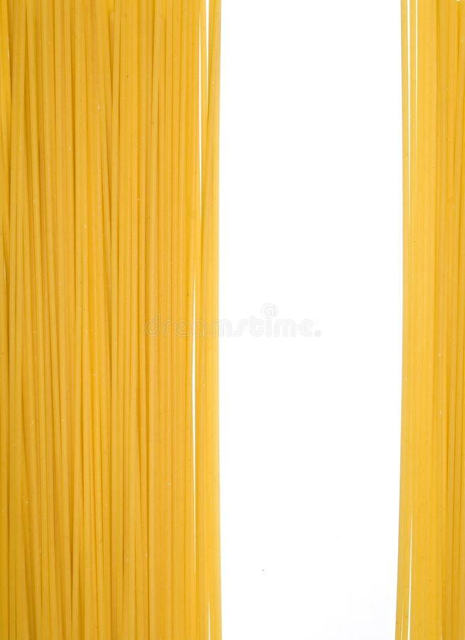 Spaghettiachtergrond met ruimte voor eenvoudig tekst royalty-vrije stock afbeeldingen