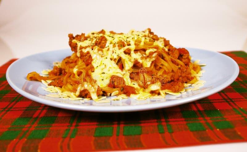 Spaghettis stock photos