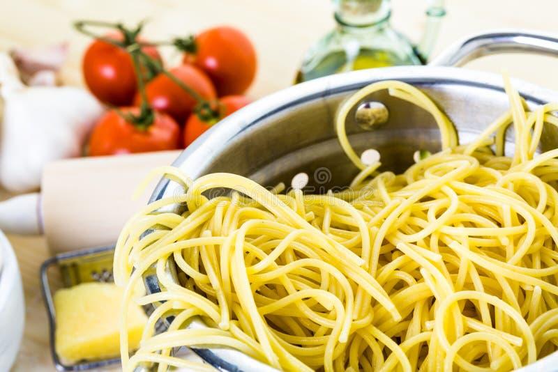 Spaghetty immagine stock