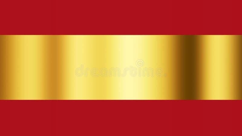 Spain ilustração stock