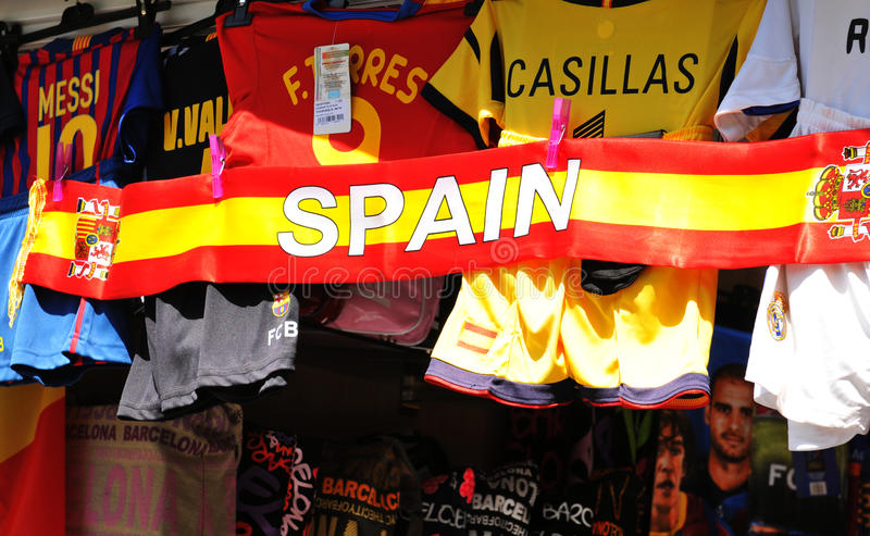 Download Spain editorial image. Image of spanish, spain, sport - 25874255