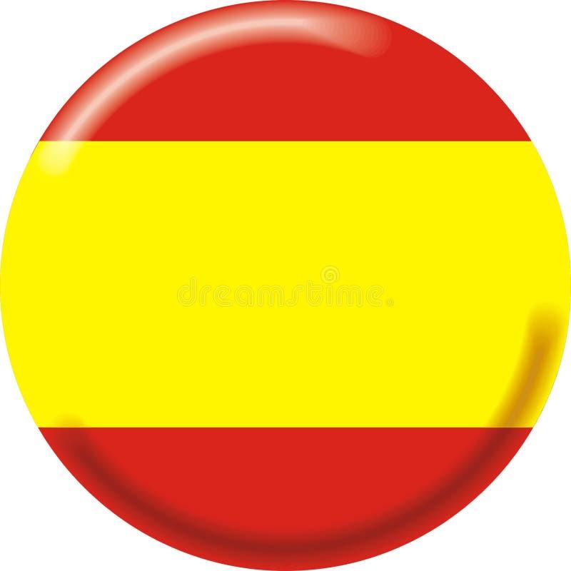 Spain ilustração royalty free