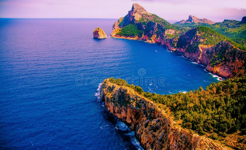 Spain 2017 royalty free stock image