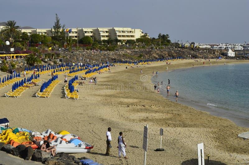 Spain_Canary-Insel stockfotos