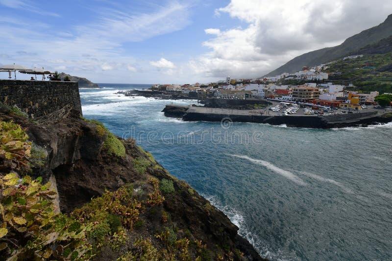 Spain, Canary Islands, Tenerife, Garachico stock photos