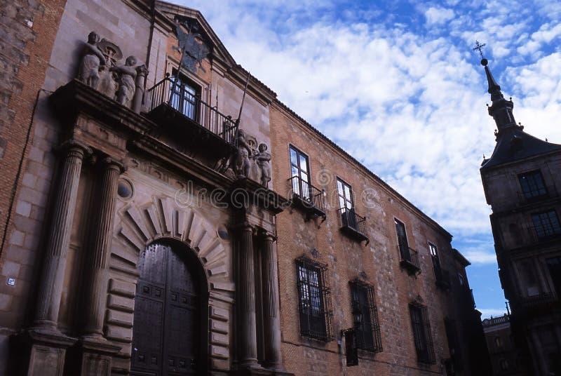 Spain city stock photography