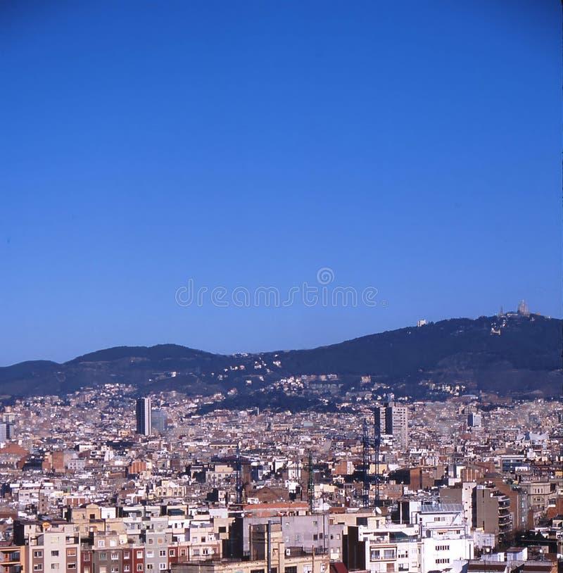 Spain city royalty free stock image