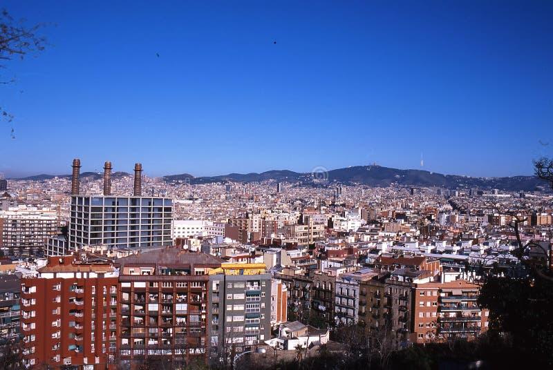 Spain city stock photos