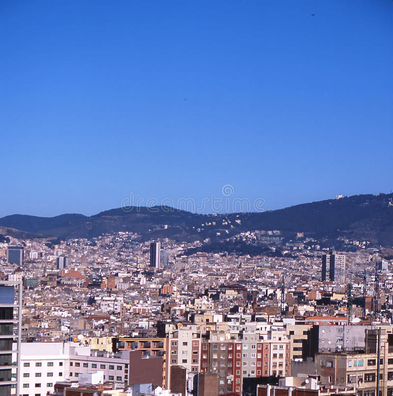 Spain city stock images