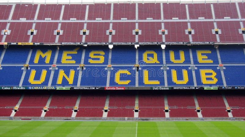 Download Spain För Barcelona Lägernou Stadion Redaktionell Fotografering för Bildbyråer - Bild av öppet, kopp: 19789454