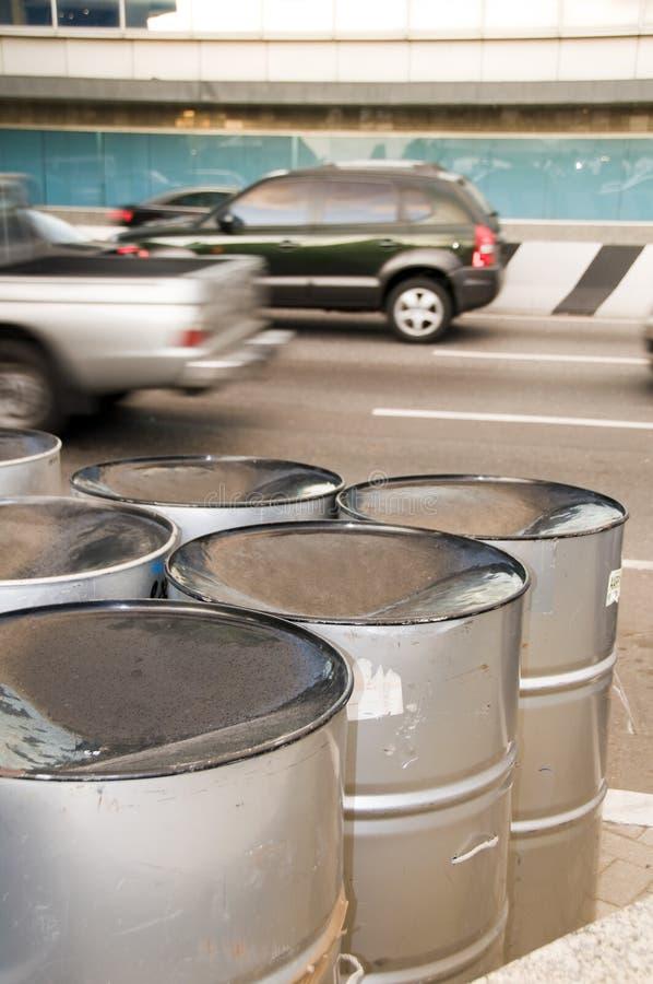 spain för vägren för valspannaport stål trinidad royaltyfri bild