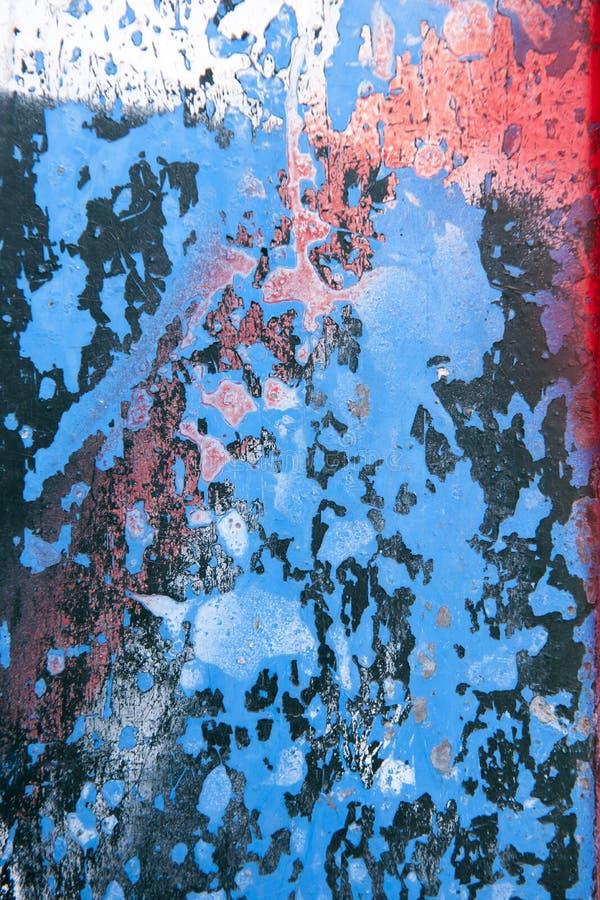 Spalling färgbakgrund arkivbild