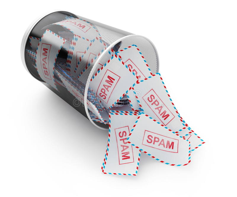 Download Spam stock illustration. Image of correspondence, object - 11446678