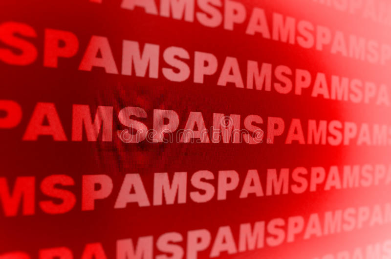 Download Spam stock illustration. Image of illustrated, business - 14688332
