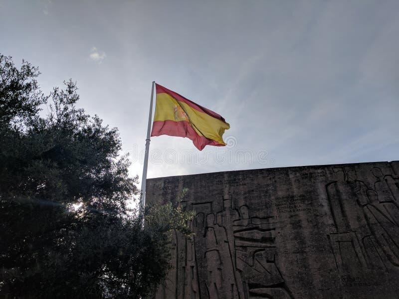 spanien lizenzfreies stockbild