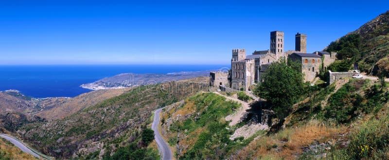 Spanien - Costa Brava stockbild