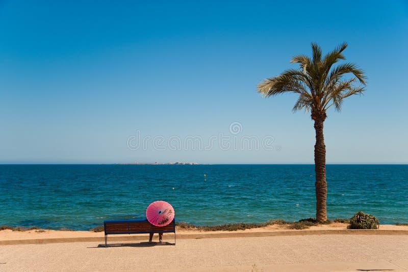 Spanien-Ferien lizenzfreie stockfotografie
