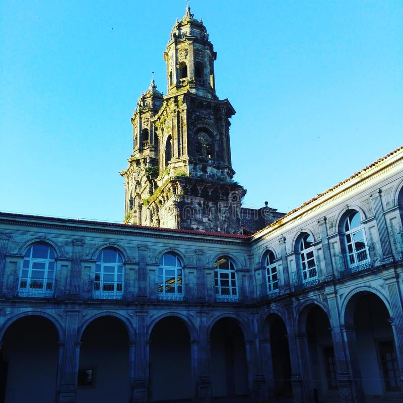 Spanien St James lizenzfreie stockfotografie