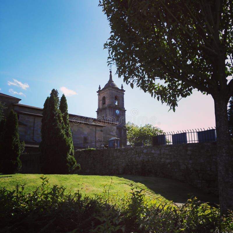 Spanien St James stockbild