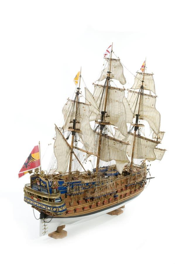 Spanisch Galleon imagens de stock