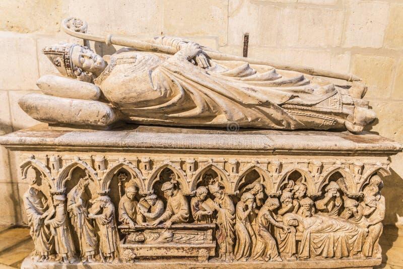 Spanisch-Markstein Burgos Cathedral stockfoto