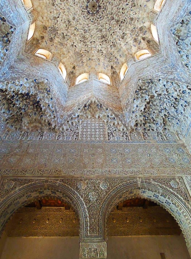 Spanische Architektur lizenzfreie stockbilder
