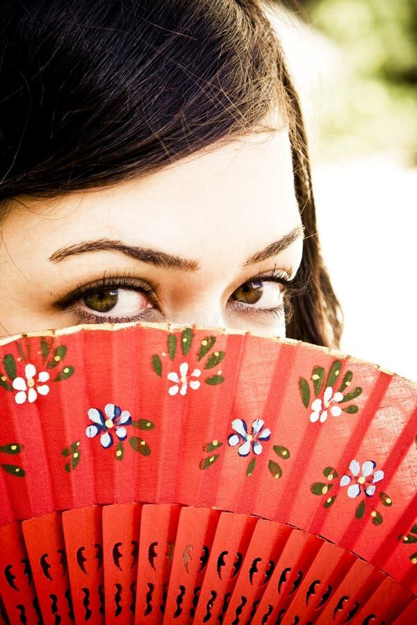 Spanische Augen Bekommen Mehr