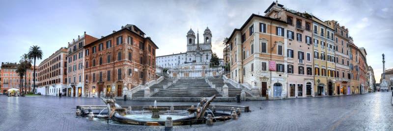 Spanische Jobstepps, Rom, Italien stockbild