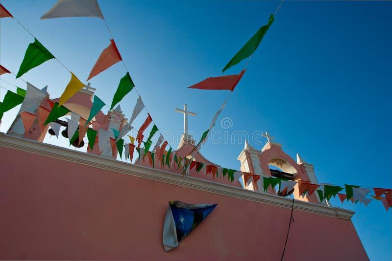 Spanische Kirche lizenzfreie stockfotografie