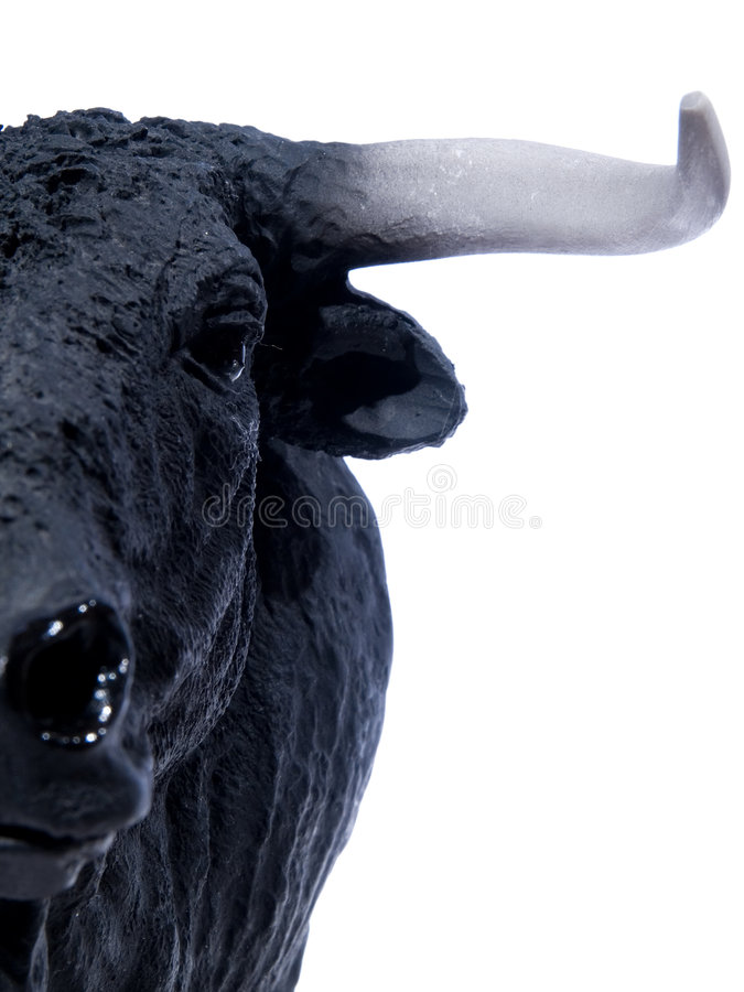 Spanisches Bull 02 lizenzfreie stockfotografie