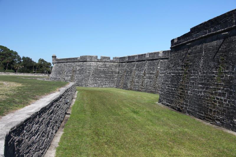 Spanisches Fort lizenzfreies stockbild