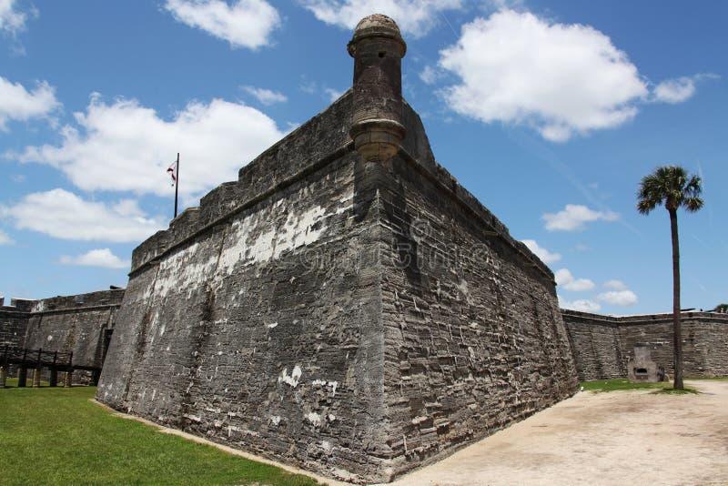 Spanisches Fort stockfoto