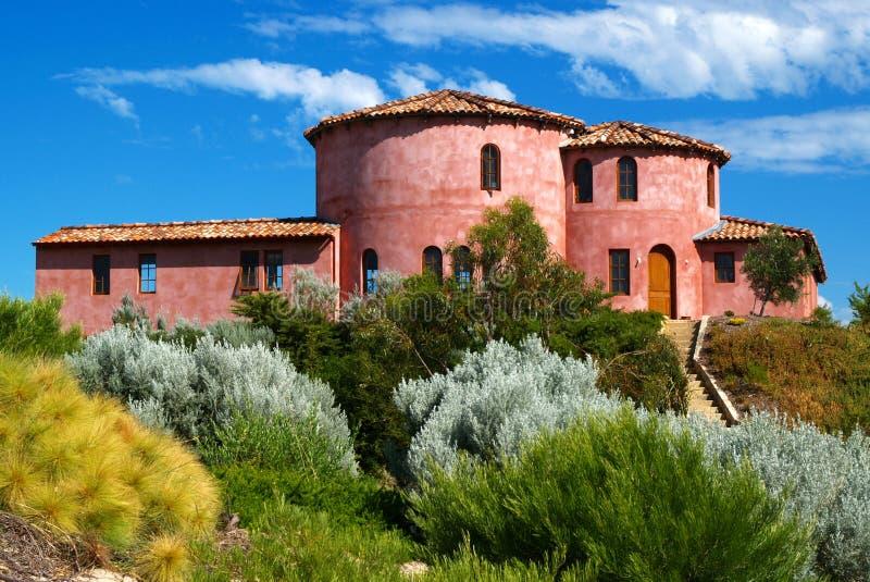 Spanisches Haus lizenzfreies stockbild