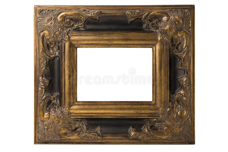 Spanish Baroque Frame stock image. Image of antique, baroque - 58455903