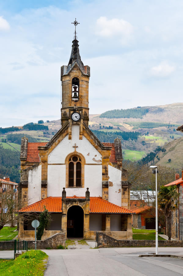 Download Spanish Church Royalty Free Stock Images - Image: 25815129