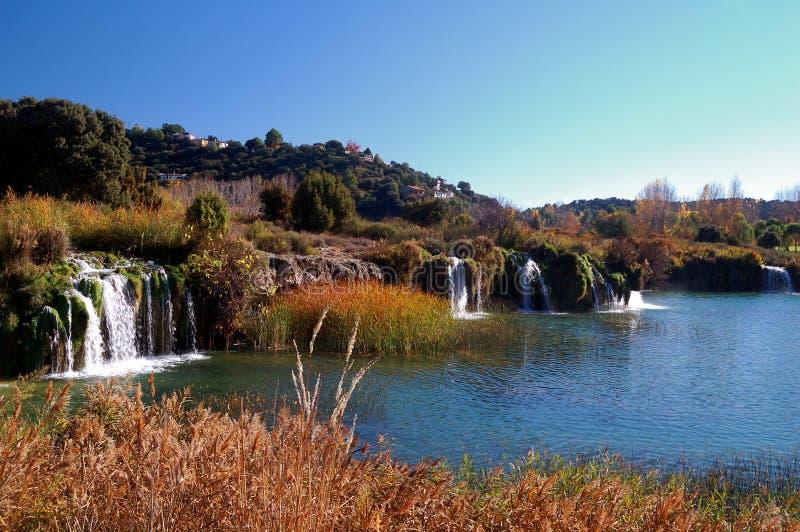 Download Spanish Destination: Lagunas De Ruidera Stock Photo - Image: 22319048