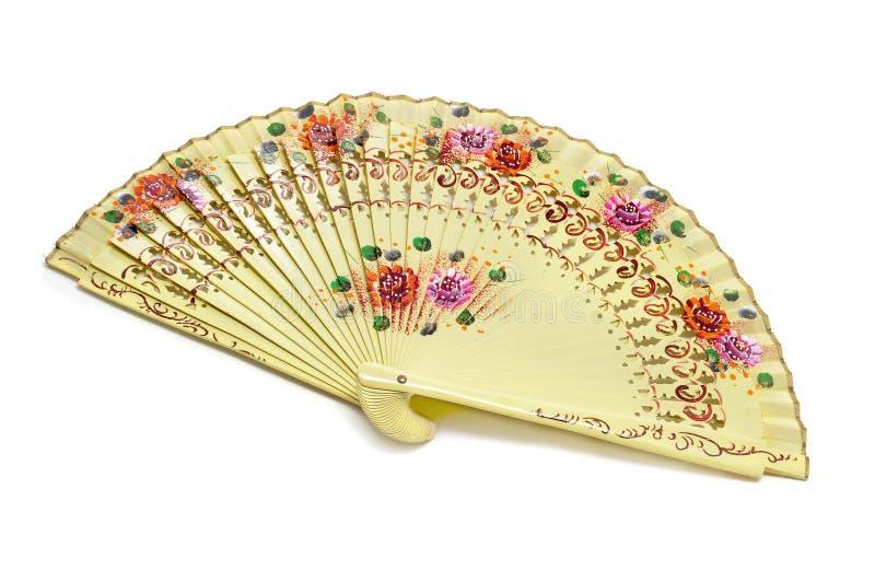 Download Spanish fan stock photo. Image of ancient, elegant, hand - 18800992