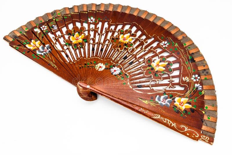 Download Spanish Fan Stock Image - Image: 26977411
