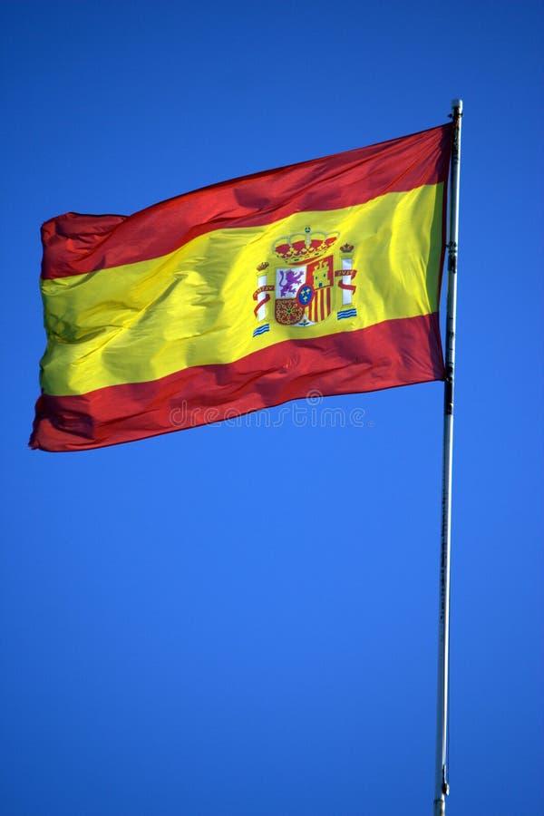 Download Spanish Flag Stock Photo - Image: 13763390