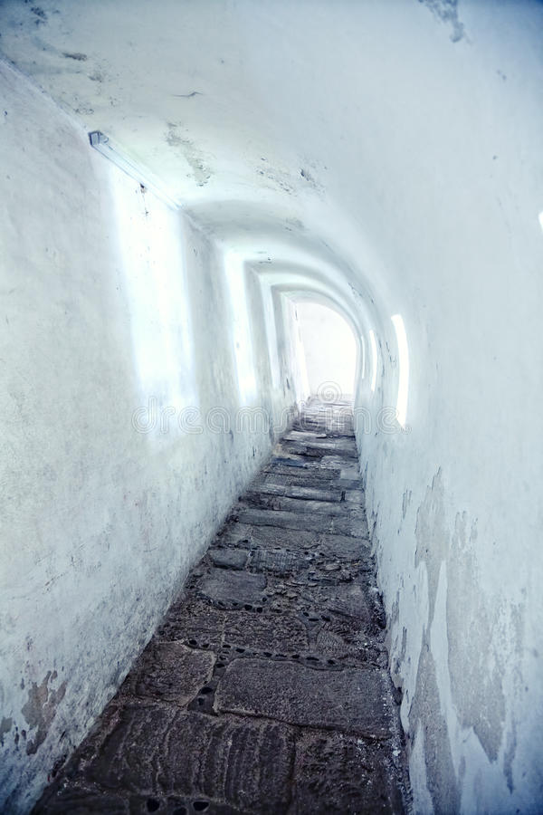 Download Spanish fortress stock photo. Image of pass, passage - 21516792