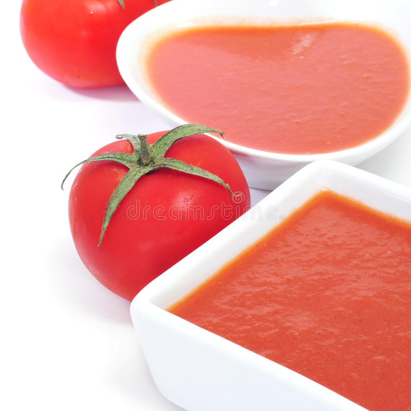 Spanish Gazpacho Royalty Free Stock Image